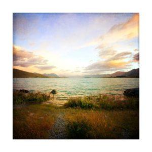 Lake Tekapo : Art Print