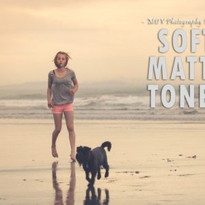 Soft Matte Tones : Lightroom Presets